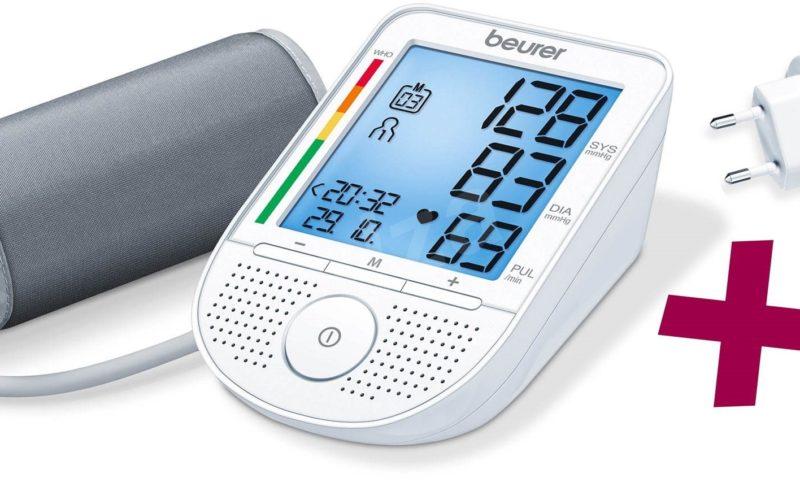 Beuer BM49 Beszélő vérnyomásmérő
